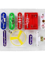 Blocos de Construir para presente Blocos de Construir Hobbies de Lazer Plástico 8 a 13 Anos / 14 Anos ou Mais Arco-Íris Brinquedos