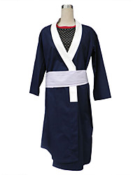 Naruto Anime Cosplay Costumes Kimono Coat/T-shirt/ Belt kid