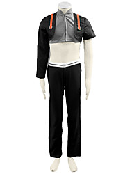 Naruto Anime Cosplay Costumes Coat /Vest/Pants/Gloves male