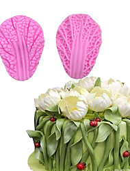 Petal Pattern  Candy Fondant Cake Molds  For The Kitchen Baking Molds