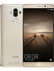 "Huawei Mate 9 5.9 "" Android 7.0 4G Smartphone (Dual SIM Octa Core 12 MP 20 MP 4GB + 64 GB Gold White Brown)"