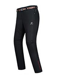Sports Ski Wear Bottoms Men's Winter Wear Winter Clothing Waterproof / Breathable / Thermal / Warm / Windproof / WearableSkiing / Skating