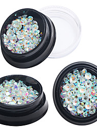 1PC  Nail Art The Elves Bead Crystal Sand Tiny Beads Micro Drill Mixed Paragraph 4 Optional