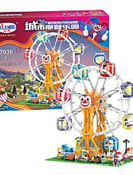 Puzzles 3D Para regalo Bloques de Construcción Juegos y Puzles Cilíndrico Plástico 5 a 7 años / 8 a 13 años / 14 años y Más Arco iris