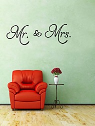 Romance Wall Stickers Plane Wall Stickers Decorative Wall Stickers,Vinyl Material Removable Home Decoration Wall Decal