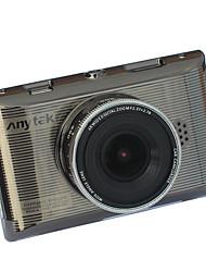 Фабрика OEM X6H novatek 96655 720p / 1080p Автомобильный видеорегистратор 3-дюймовый Экран Даш Cam