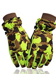 Ski-Handschuhe Vollfinger Damen / Herrn Sporthandschuhe Wasserdicht / Winddicht / Schneedicht Handschuhe Snowboarding Nylon Winter