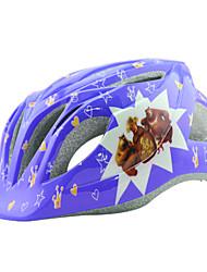 Crianças Moto Capacete 14 Aberturas Ciclismo Ciclismo / Ciclismo de Montanha / Ciclismo de Estrada / Ciclismo de Lazer / SkateTamanho