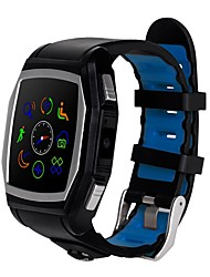 Smart Watch Phone 2G GSM MT6261C Bluetooth for IOS 6.0 Android 4.0 Bluetooth Writwatch 3.0 Above Smartphones Phone Calls