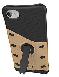 Para lenovo zuk z2 k5 note armor pattern com stand / chapear capa traseira hard pc para lenovo k6