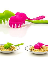 Multifunctional Spoon Pastasaurus Pasta Server Dinosaur Pasta Spaghetti Serving Spoons Kitchen Tools