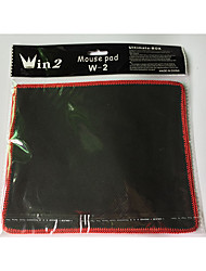 Rubber cloth precision sewing mouse pad    240*200*1.5mm