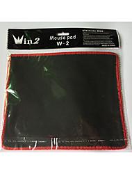 borracha pano precisão costura mouse pad 240 * 200 * 1,5 milímetros