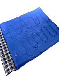 Sleeping Bag Rectangular Bag Double 10 Down 1000g 190X50 Camping / Traveling / IndoorWaterproof / Rain-Proof / Windproof /