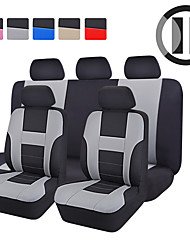 Universal Car Seat Covers Mesh Fabric Full Seat Covers zt-005