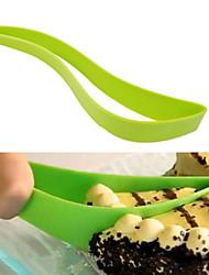 пластиковый торт нож для резки чизкейк