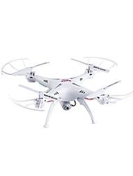 Drone SYMA X5SW 4 Canaux 6 Axes 2.4G Quadrirotor RC Avec Caméra Quadrirotor RC / Télécommande / Hélices / Tournevis / Chargeur De Batterie