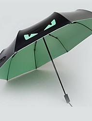 Preta / Verde / Amarelo / Roxa / Rose / Bronze Sapatos de Chuva Ensolarado e chuvoso Plastic Viagem