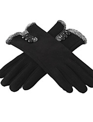 Autumn Winter Lady Touch Screen Glove