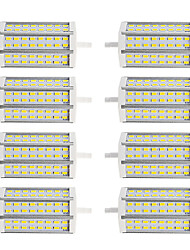 15W R7S Tube Lights J118 48 SMD 5730 Warm / Cool White for Floodlight AC110V 220V (8 Piece)