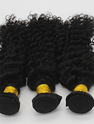 Vinsteen Unprocessed 4 Pieces Deep Wave Human Hair Weaves Brazilian Texture 0.4 kg 8-30 inch Wefts Human Hair Extensions Free Shipping