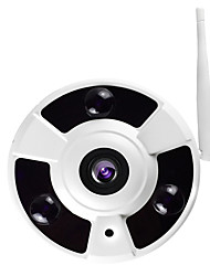 JOOAN Q1 1.3MP 360 Degrees 960P Panoramic Fisheye Wireless IP Camera Audio Recording Built-in 16GB TF Card