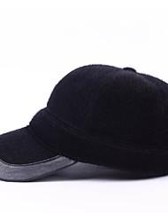 Cap/Beanie / Hat Thermal / Warm / Comfortable Unisex Leisure Sports Fall/Autumn / Winter