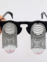 Halloween Props The Whole People Make-Up Party Supplies Party Glasses Funny Out Of Glasses