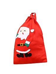 Vermelho Pelúcia Acessórios de Cosplay Natal