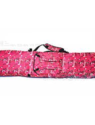 Todos Multifuncional 30L L Pacotes de Esqui e Snowboard Rosa Escuro