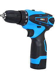 Two Batteries/A Charger Plug-In Electric Hand Drill