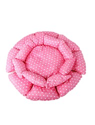 Dog Bed Pet Mats & Pads Blue / Pink Fabric