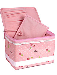 Makeup Storage Cosmetic Bag / Makeup Storage Others Solid 21*13*14.5 Pink