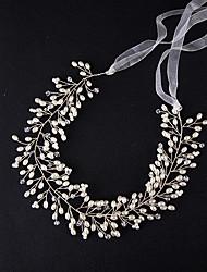 Women's Alloy / Imitation Pearl Headpiece-Wedding / Special Occasion / Casual Headbands 1 Piece