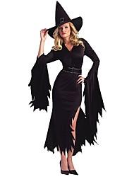 Costumes de Cosplay Rouge / Noir Térylène Accessoires de cosplay Halloween / Carnaval