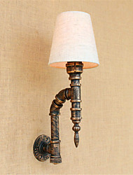 AC 220-240 4 E26/E27 Rustic/Lodge / Country Antique Brass Feature for LED / Bulb Included,Ambient Light Wall Sconces Wall Light