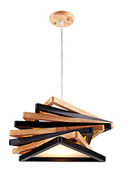 MAX60W Chandelier   Country Others Feature for Designers Wood/BambooLiving Room  / Kitchen / Study Room/Office /