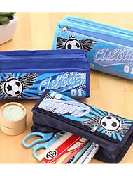 o grande saco de caneta bola de futebol capacidade