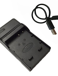 BLE9 Micro USB Mobile Camera Battery Charger for Panasonic BL-E9 GX7 GF6 GF5