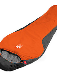 Sleeping Bag Mummy Bag Single 10 Hollow Cotton 400g 180X30 Hiking / Camping / Traveling / Outdoor / IndoorWaterproof / Breathability /
