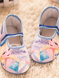 Girl's Slippers & Flip-Flops Winter Others Fleece Casual Flat Heel Others Pink Others