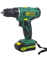 The 12V Two-Speed Electric Double The Portable Rechargeable Electric Hand Drill