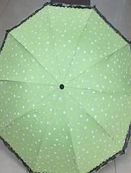Verde / Azul / Rosa / Roxa / Rose Sapatos de Chuva Ensolarado e chuvoso Plastic Viagem