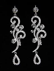 New Style Character Irregular Earrings