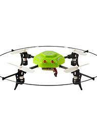 Drone RC 1328 4CH 6 Eixos 2.4G - Quadcóptero RC Vôo Invertido 360° / Upside-Down Vôo