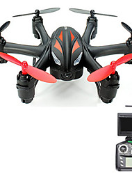 Drone WL Toys 4CH 6 Axis 5.8G With Camera RC QuadcopterFPV LED Lighting One Key To Auto-Return Headless Mode 360°Rolling Access Real-Time