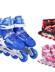 Inline Skates Kid's Breathable Outdoor PU Breathable Mesh