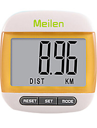 Meilen electronic pedometer MJ001 running counting calories