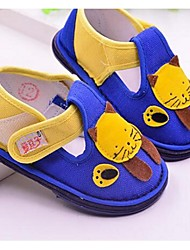 Boy's Loafers & Slip-Ons First Walkers Fabric Casual Blue