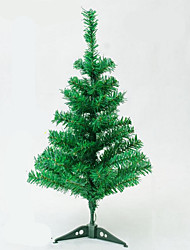 Holiday Props Christmas Party Supplies Christmas Trees Holiday Supplies Plastic Green 8 to 13 Years 14 Years & Up 60cm